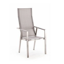 Allure Recliner, high back | Garden chairs | solpuri