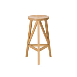 JL4 Faber Bar stool | Tabourets de bar | LOEHR