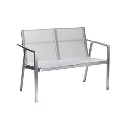 Allure 2 Seater Bench | Garden benches | solpuri