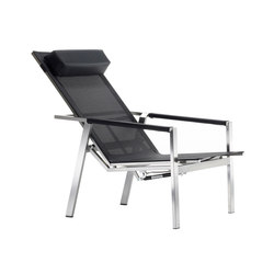 Allure Deck Chair | Poltrone da giardino | solpuri