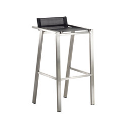 Allure Bar Stool | Tabourets de bar de jardin | solpuri