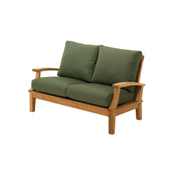 Ventura Deep Seating 2-Seater Sofa | Sofás de jardín | Gloster Furniture