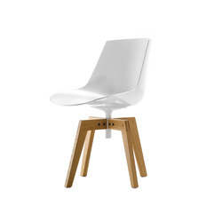 Flow chair | Sillas de visita | MDF Italia