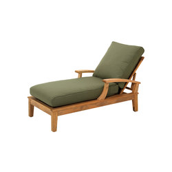 Ventura Deep Seating Chaise | Sun loungers | Gloster Furniture GmbH