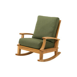 Ventura Deep Seating Rocking Chair | Sillones | Gloster Furniture GmbH