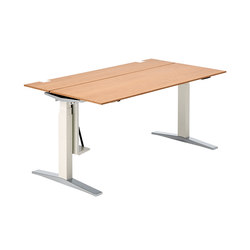 TABLE.T | Escritorios individuales | König+Neurath