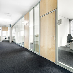 TWO.2.BLOCK | Wall partition systems | König+Neurath