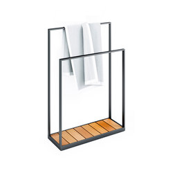 Garden Furniture  | Towel Hanger Floor 890 | Towel rails | Röshults
