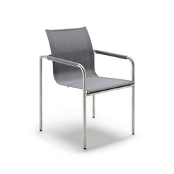Jardin Stacking Chair | Garden chairs | solpuri