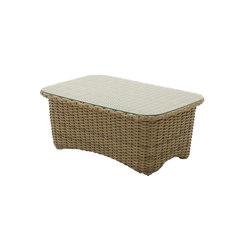 Sunset Coffee Table | Tavoli bassi da giardino | Gloster Furniture