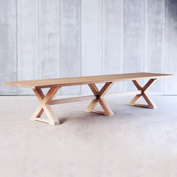 Cross table | Dining tables | Heerenhuis