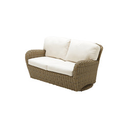 Sunset Deep Seating 2-Seater Glider | Sofas de jardin | Gloster Furniture