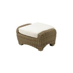 Sunset Deep Seating Ottoman | Pouf da giardino | Gloster Furniture