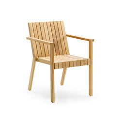 Liberty Stacking Chair | Sillas de jardín | solpuri