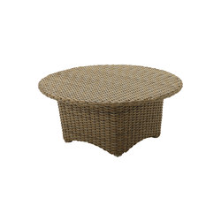 Sunset Round Conversation Table | Coffee tables | Gloster Furniture