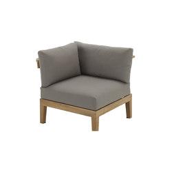 Solo Corner Unit | Poltrone da giardino | Gloster Furniture