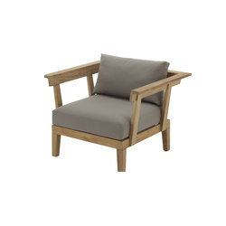Solo Lounge Chair | Poltrone da giardino | Gloster Furniture