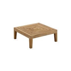 Solo Side Table | Garten-Couchtische | Gloster Furniture