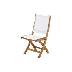 Solana Folding Chair | Garden chairs | Gloster Furniture