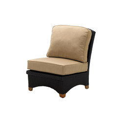 Plantation Center Unit | Poltrone da giardino | Gloster Furniture