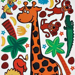 Spirit | Minifun Giraffe | Adhesivos de pared | Hornschuch