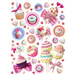 Spirit | Street Cupcake | Wandsticker | Hornschuch