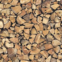 Woods Feuerholz | Wall films | Hornschuch