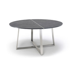 R-Series Dining Table, rectangular legs | Tables à manger de jardin | solpuri