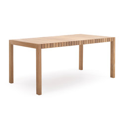 Tabulus Teak Dining Table | Dining tables | solpuri