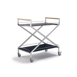 Trolley One Bar Trolley | Trolleys | solpuri