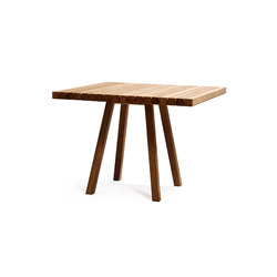 Vis à Vis Dining table | Garten-Esstische | Tribu