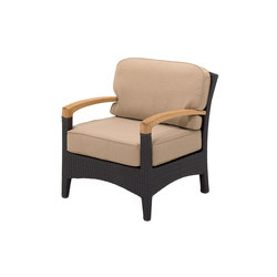 Plantation Deep Seating Armchair | Gartensessel | Gloster Furniture GmbH