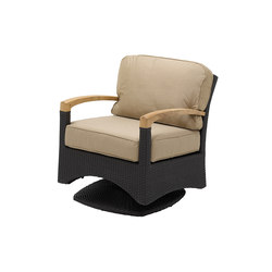 Plantation Deep Seating Swivel Glider | Poltrone da giardino | Gloster Furniture