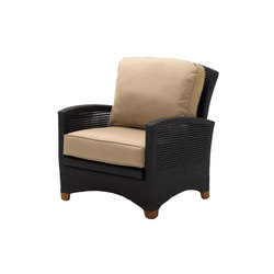 Plantation Reclining Armchair | Poltrone da giardino | Gloster Furniture