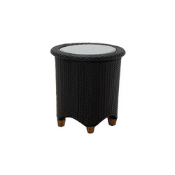 Plantation Round Lamp Table | Side tables | Gloster Furniture GmbH