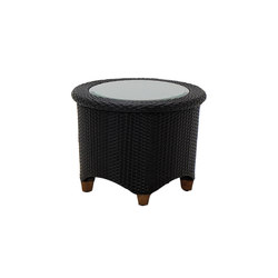 Plantation Round Side Table | Garten-Beistelltische | Gloster Furniture GmbH