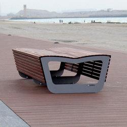 landscape Parkbank | Exterior benches | mmcité