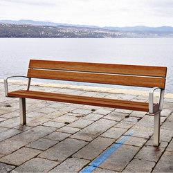 intervera | Park bench | Panche da esterno | mmcité