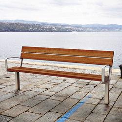 intervera Parkbank | Exterior benches | mmcité