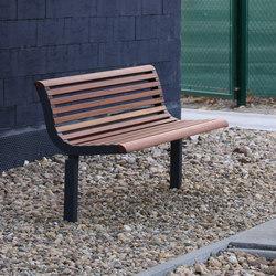 diva solo Park bench | Panche da esterno | mmcité