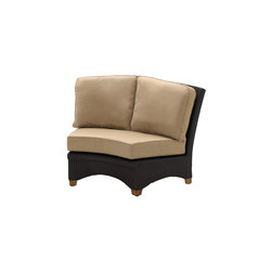Plantation Wedge Unit | Gartensessel | Gloster Furniture