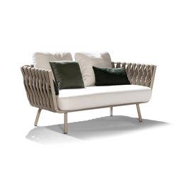 Tosca Sofa | Sofas de jardin | Tribù
