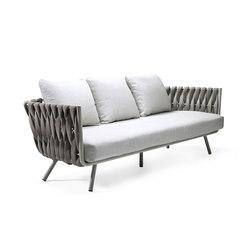 Tosca Sofa | Sofás de jardín | Tribù