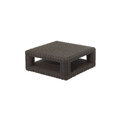 Havana Modular Coffee Table | Mesas de centro de jardín | Gloster Furniture GmbH