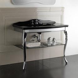 Jacqueline Ceramic Consola | Lavabos mueble | Devon&Devon