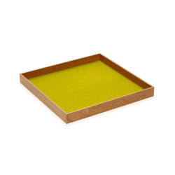 Tablet Tray square | Vassoi | HEY-SIGN