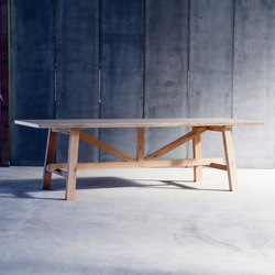 Larbus table | Tavoli da pranzo | Heerenhuis