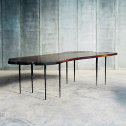 Lars Zech table | Dining tables | Heerenhuis