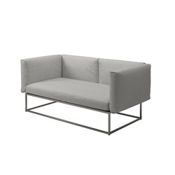Cloud 75x150 Sofa | Garden sofas | Gloster Furniture