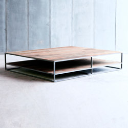 Mesa DD Coffee Table | Mesas de centro | Heerenhuis